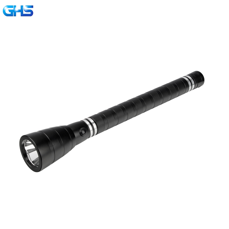 GHS High Power Waterproof Aluminum Torch Light