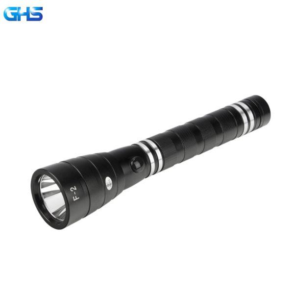 GHS 2SC F2 Bright Aluminum Torch Light