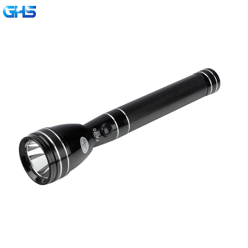GHS 2SC Rechargeable FA-70 Waterproof Flash light
