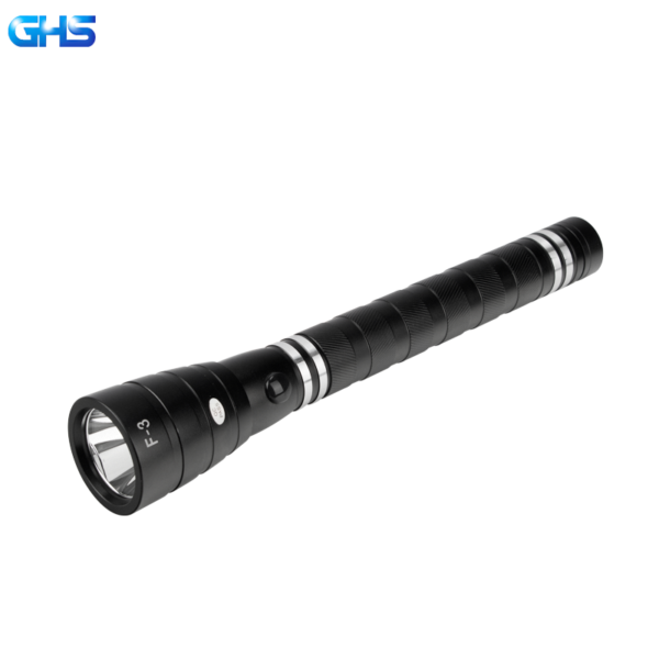 GHS 3SC F3 Waterproof Aluminum Torch Light