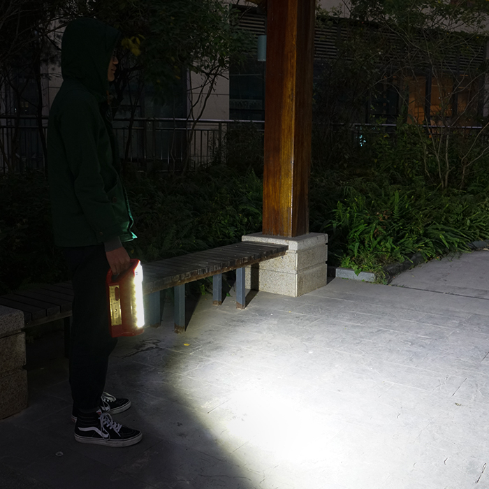SC Torch light LED Flashlight Factory